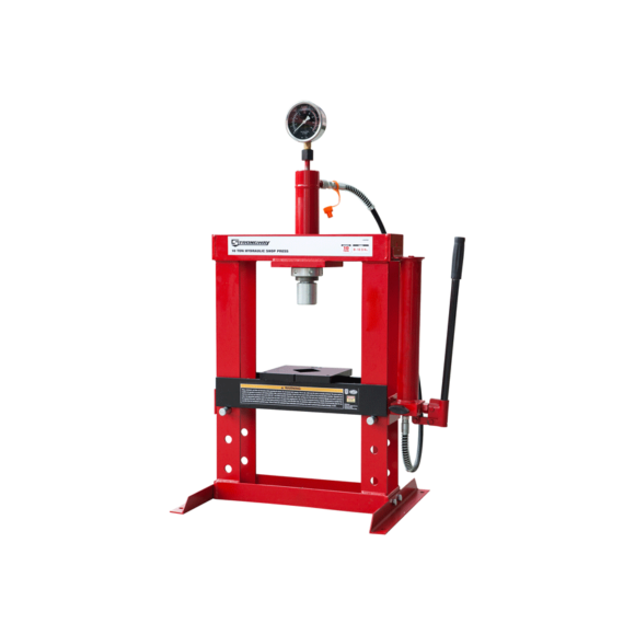 Hydraulic presses and shears