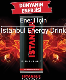 istanbul energy drink